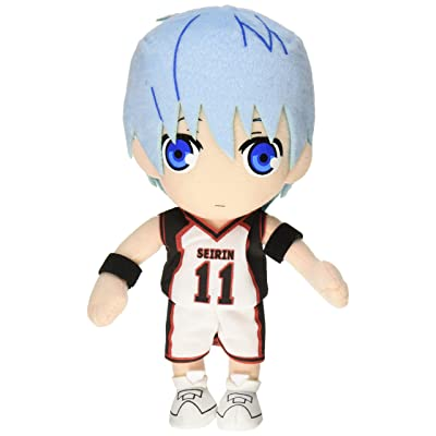 "Great Eastern GE-52566 Kuroko's Basketball 9"" Tetsuya Kuroko Stuffed Plush: Toys & Games"