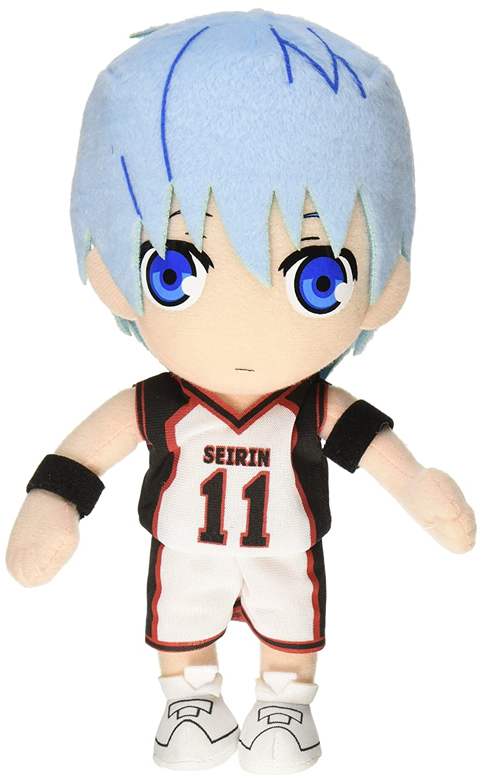 Great Eastern ge-52566 Kuroko 's Basketball 22,9 cm Tetsuya Tetsuya Tetsuya Kuroko gefüllt Plüsch 369106