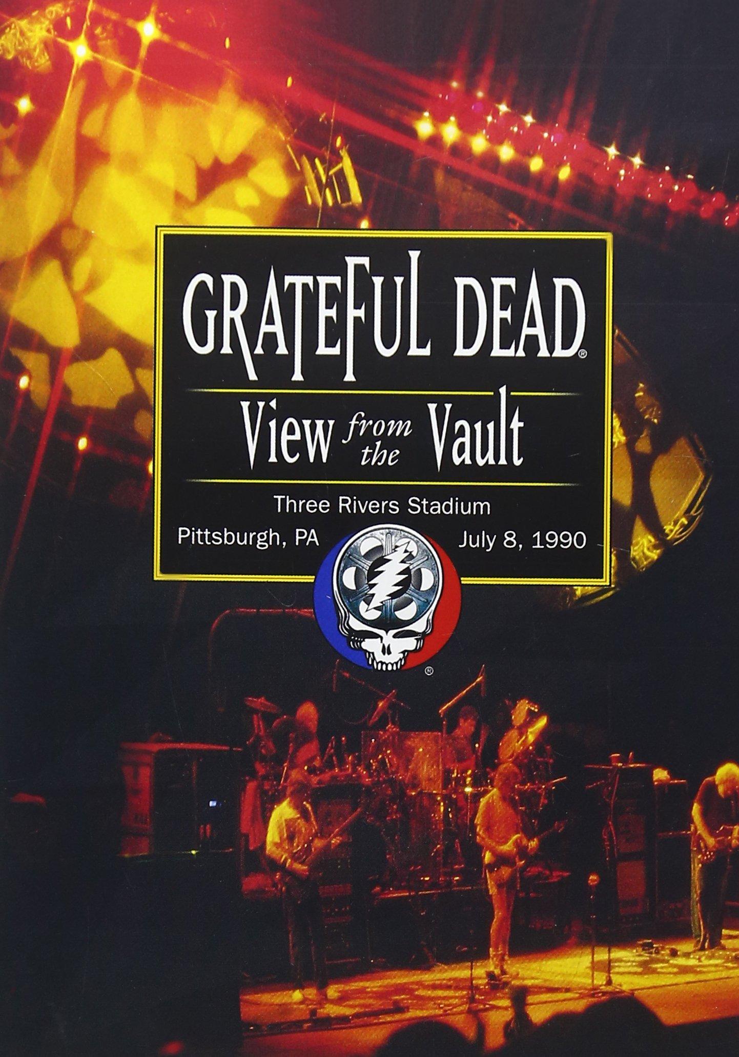 DVD : Grateful Dead - The Grateful Dead: View From The Vault (DVD)