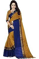 Crazy Cotton Silk Saree With Blouse Piece