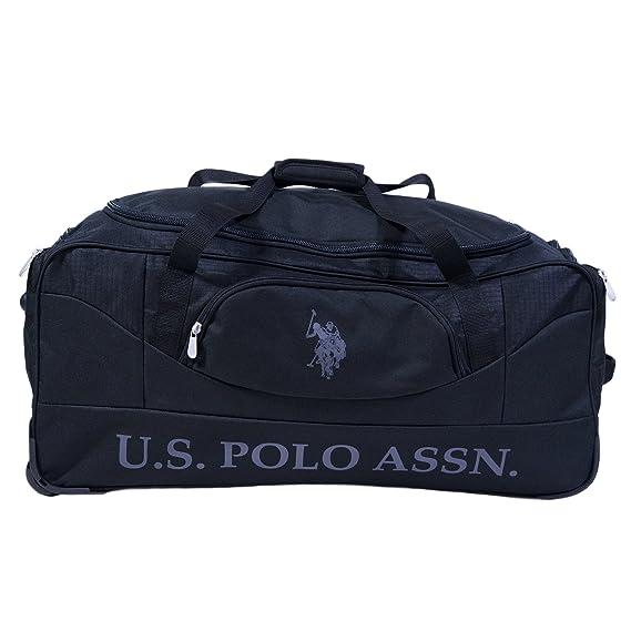 73e4a84c01 U.S. Polo Assn. 36in Rolling Duffel Bag