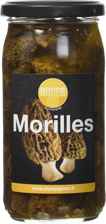 Borde Morilles En Conserve Bocal 37 Cl 160 G Amazon Fr Epicerie