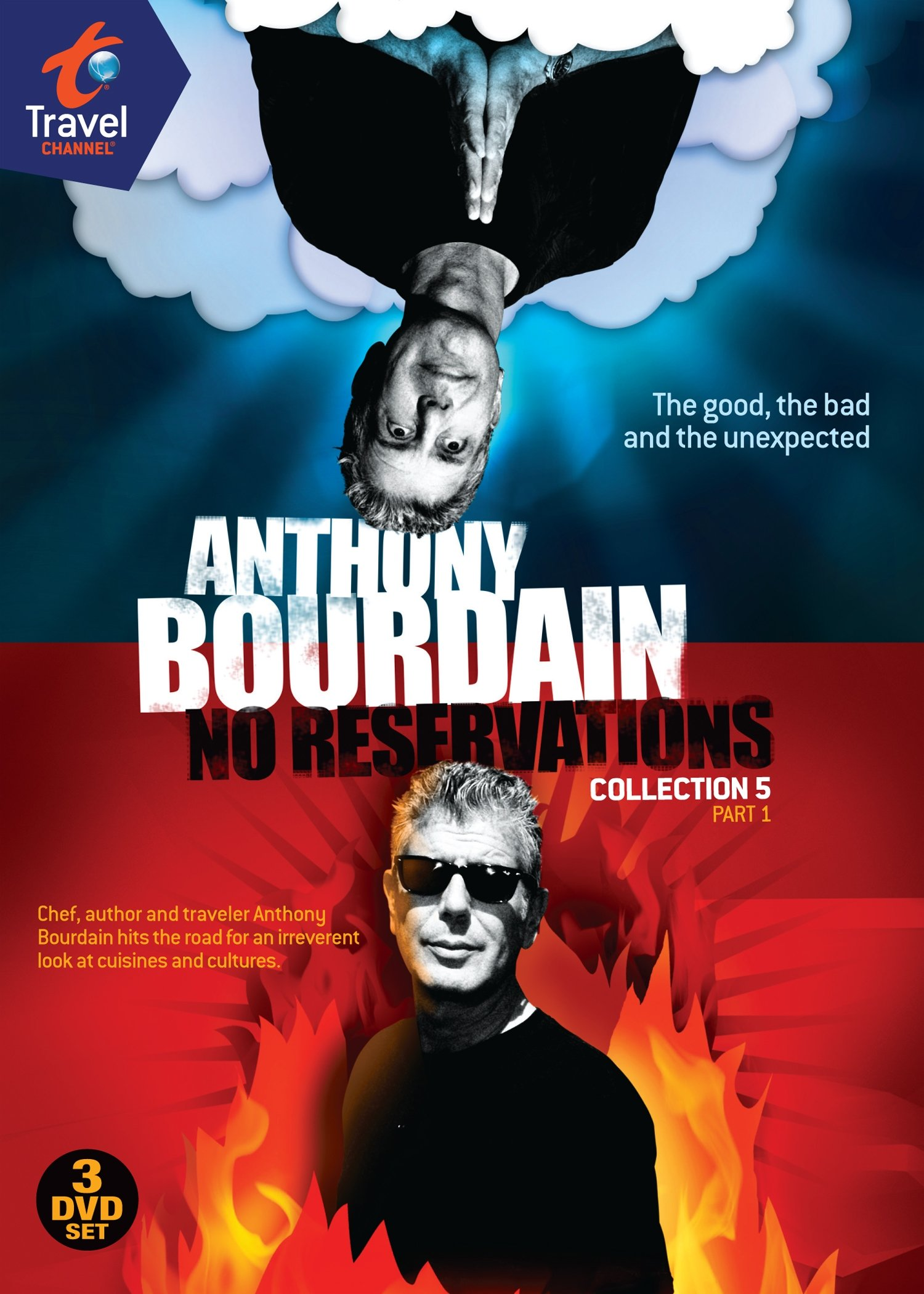 Anthony Bourdain: No Reservations Collection 5 Part 1