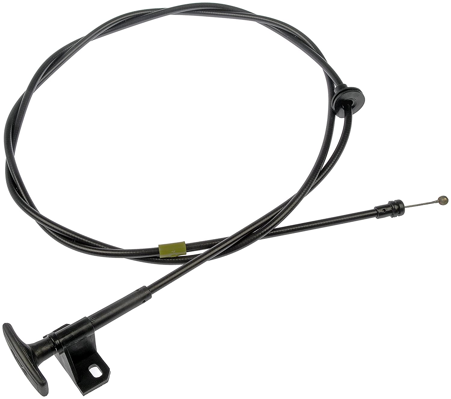 Dorman 912 020 Hood Release Cable For Chevrolet Gmc Switch Location Problem The 1947 Present Truck Automotive
