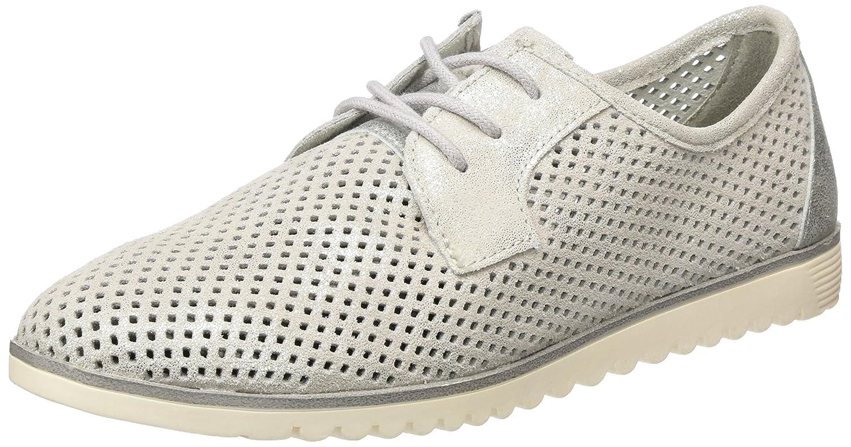 Tamaris 23603, Zapatillas para Mujer 39 EU|Gris (Cloud Metallic)