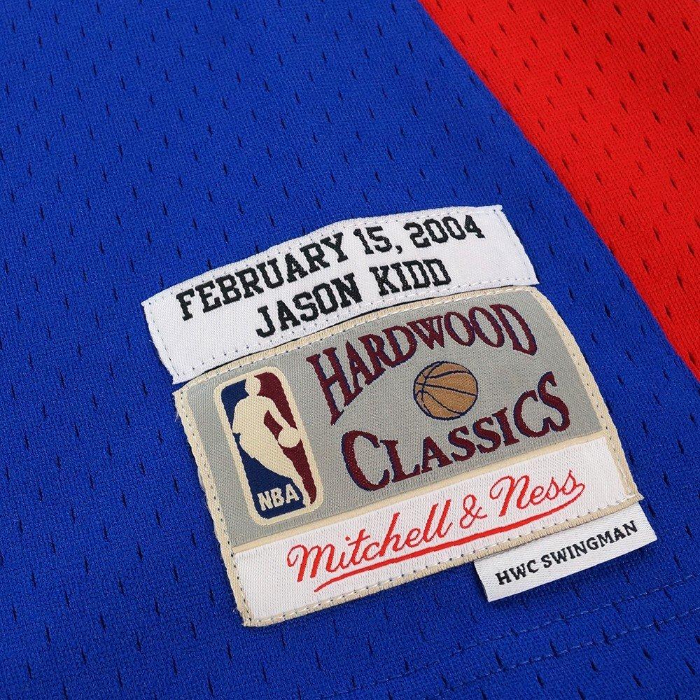 8b2c433cba9 Amazon.com   Mitchell   Ness Jason Kidd 2004 NBA All Star East Swingman  Blue Jersey Men s   Sports   Outdoors