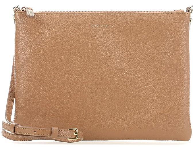 klar in Sicht Auschecken Keine Verkaufssteuer Coccinelle Shoulder bag camel: Amazon.co.uk: Clothing