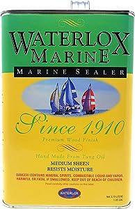 Waterlox TB3809 GL 3809-GL Marine Sealer, Clear
