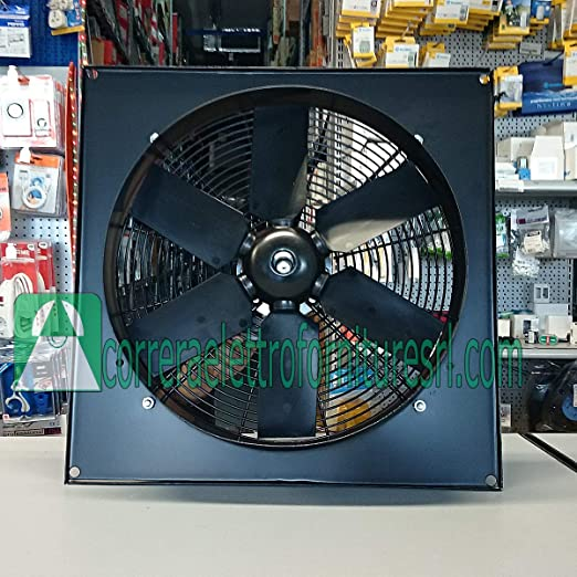 Aspirador extractor ventilador industrial pared panel OERRE MD 40 ...