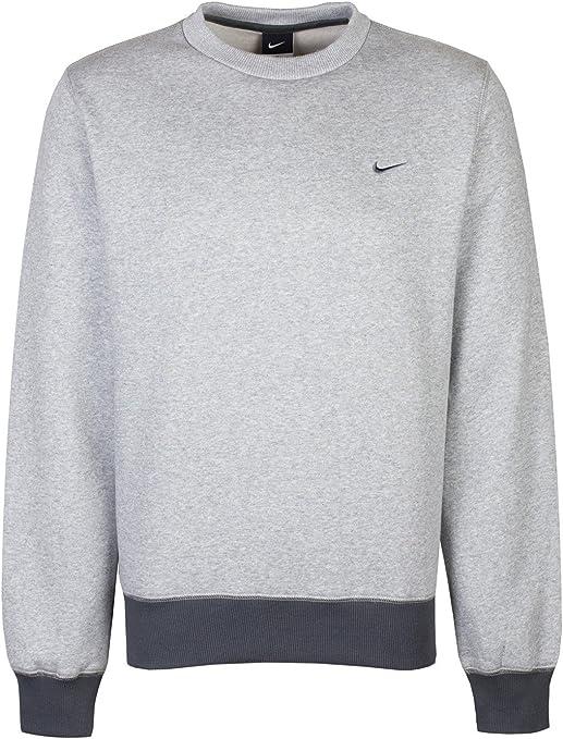 Nike 468017 - Sudadera para hombre, algodón y poliéster, color ...