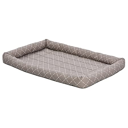 MidWest Homes for Pets Dog Bed Designed to Fit Folding Metal Dog Crates Ashton Pet Bed Series