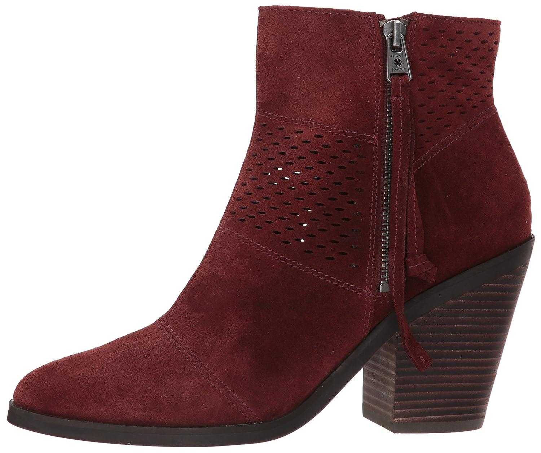 Lucky Brand Women's Ramses Fashion Boot B06XD2RQR1 5 B(M) US|Sable