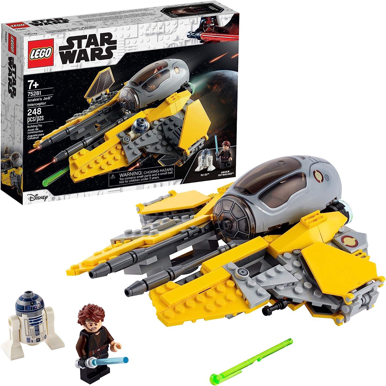 Lego Interceptor Jedi