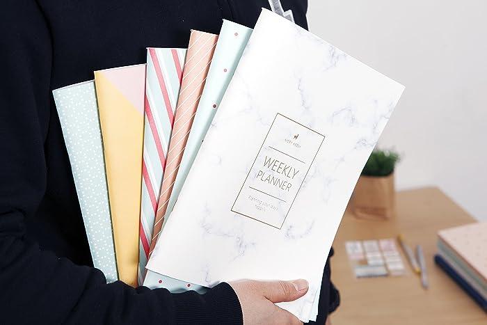 Planificador semanal (Undated) • 2019 Cuadernos Semanal ...