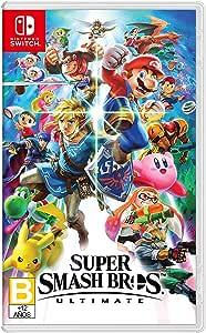 Super Smash Bros. Ultimate - Nintendo Switch - Standard Edition