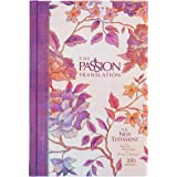 The Passion Translation New Testament (2020 Edition) HC Peony: With Psalms, Proverbs, and Song of Songs (Hardcover) – A Perfe