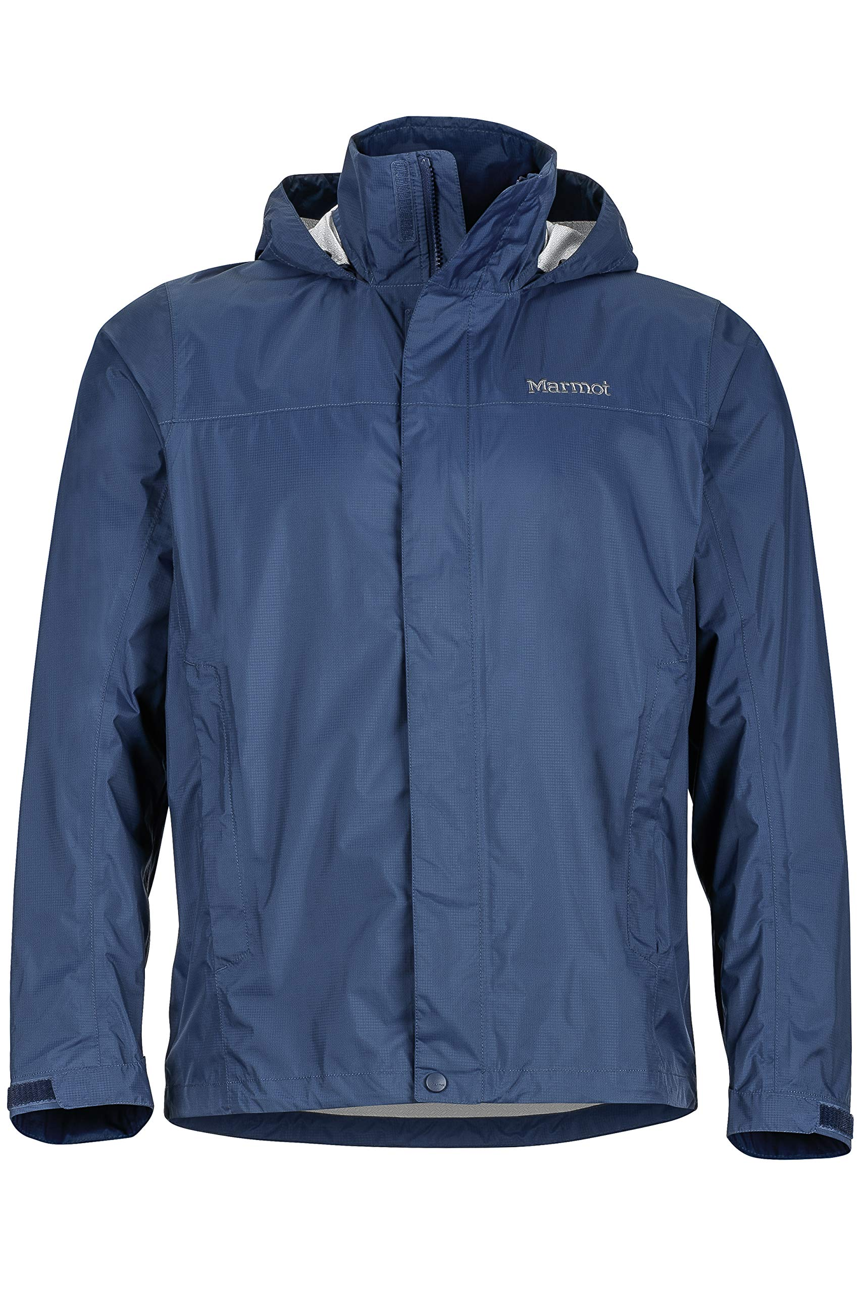 Marmot Men's PreCip Lightweight Waterproof Rain Jacket, Arctic Navy, 3X-Large by Marmot
