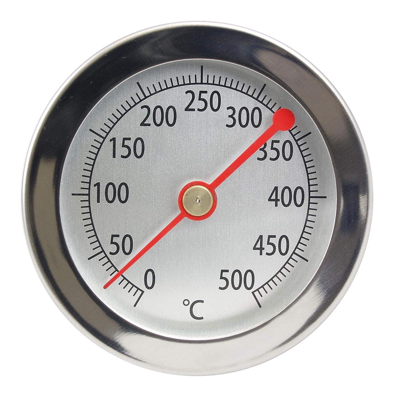 Compra Termómetro para horno Lantelme de 50 cm, hasta 500 °C, analógico en Amazon.es