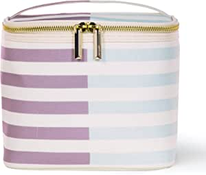 Kate Spade New York Insulated Lunch Tote Two Tone Stripe