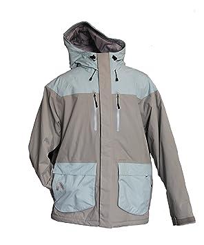 Flylow hombre Ba Puffy chaqueta, hombre, Quarry/Aquamarine