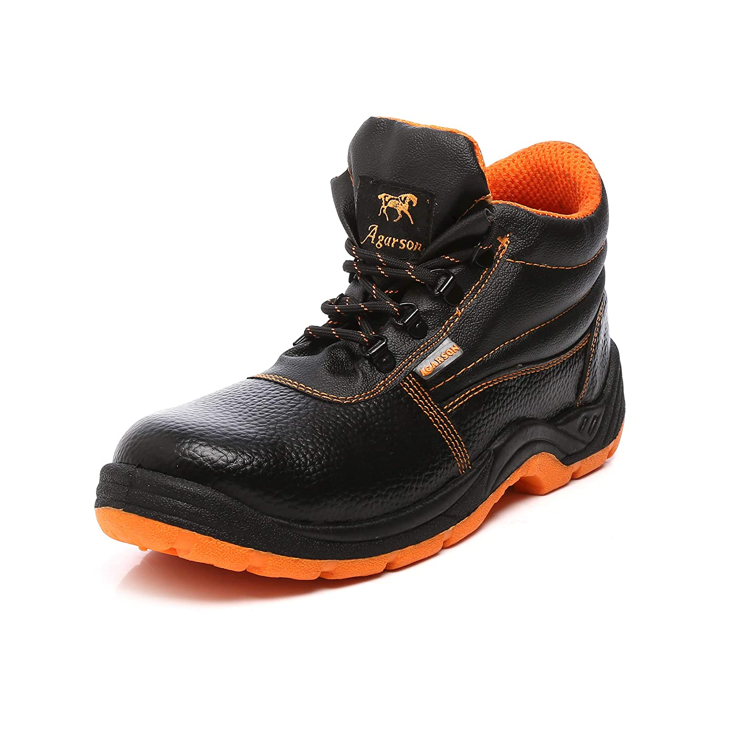 the best attitude bd8a7 81e92 Agarson High Quality Steel Toe Double Density PVC Moulded ...