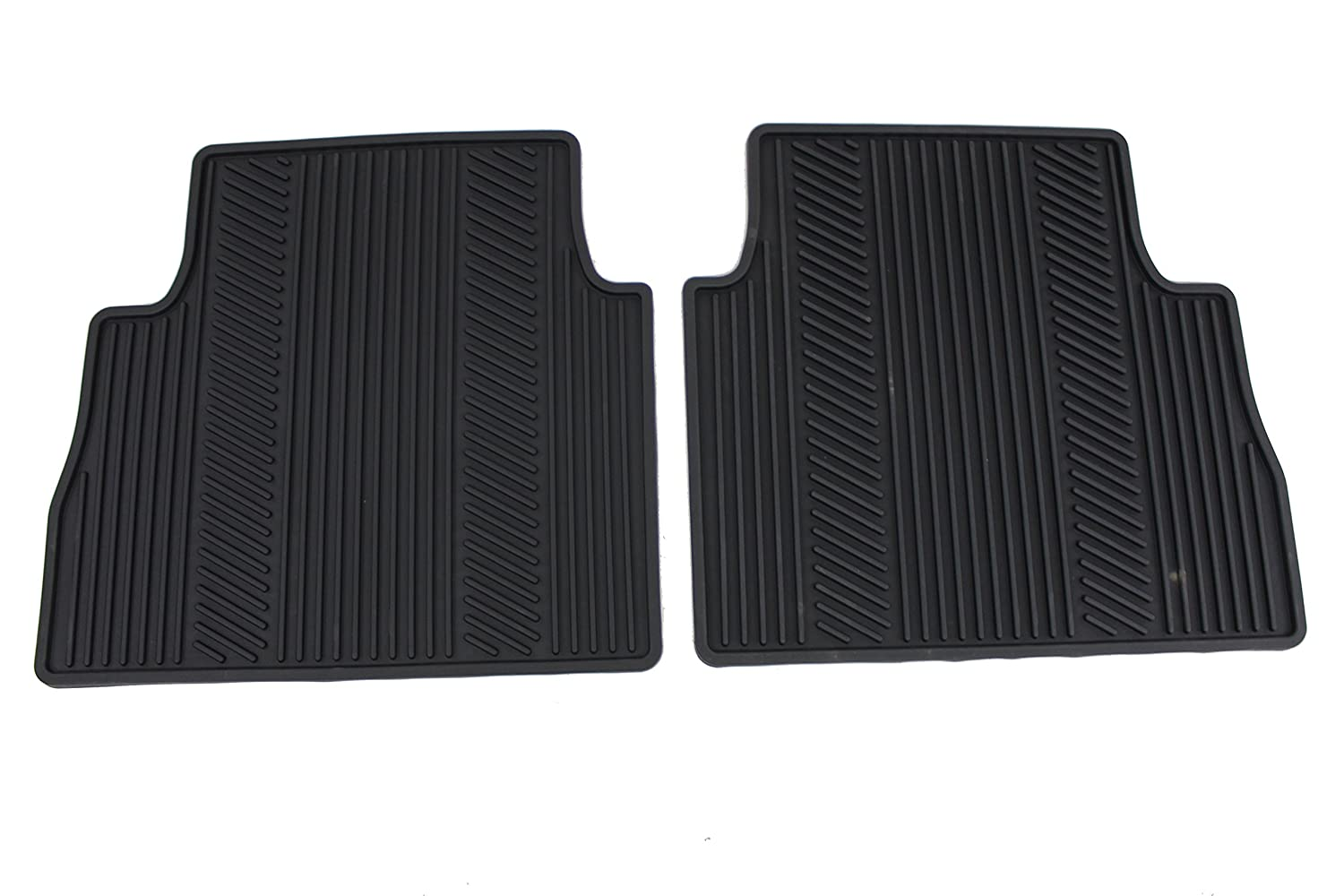 Rubber floor mats kia sorento - Amazon Com Genuine Kia Accessories 1uf13 Ac000 1st And 2nd Row All Weather Floor Mat For Select Sorento Models Automotive