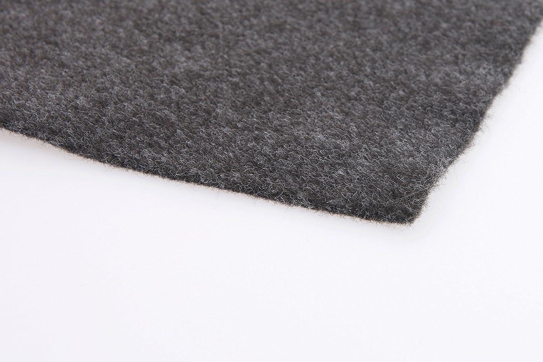 Includes 8 x Trimfix Glue Choose from 30 Sizes of Anthracite Coloured Super Stretch Van Lining Carpet 8m x 2m