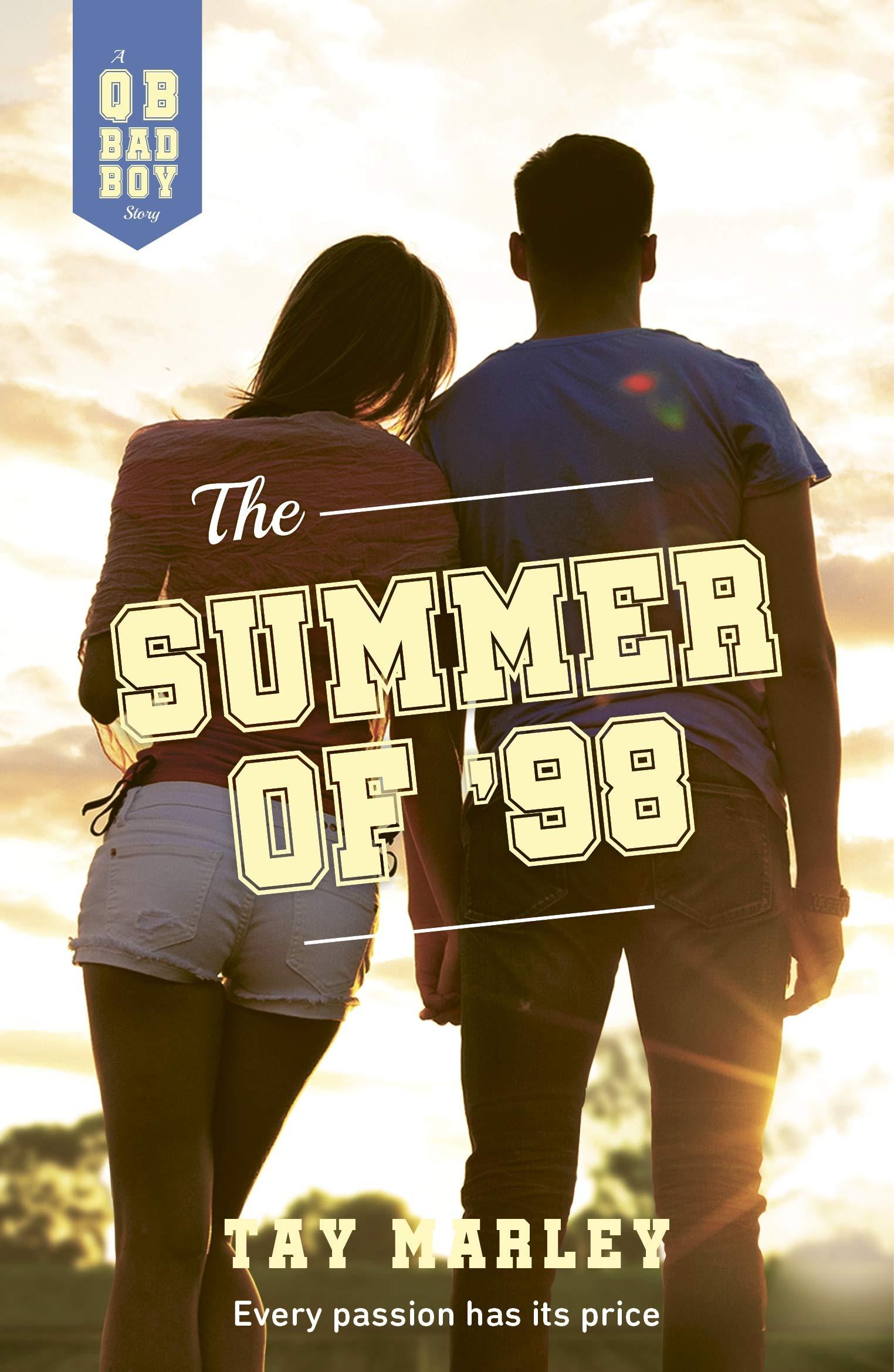The Summer of 98 (A Wattpad Novel): Amazon.es: Marley, Tay ...