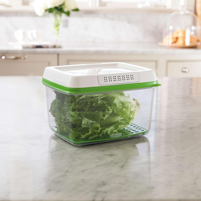 Amazoncom Rubbermaid FreshWorks Produce Saver Food Storage