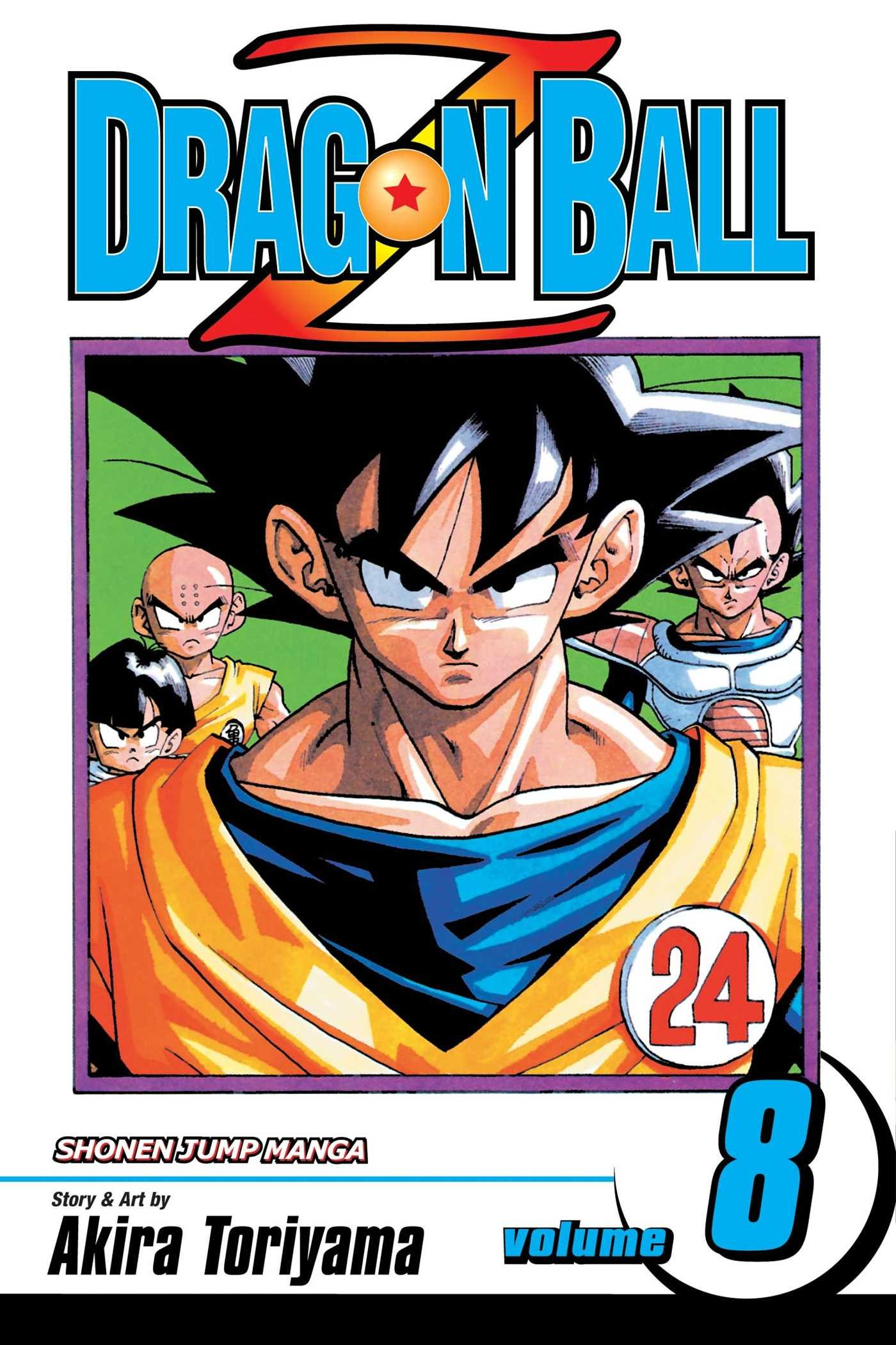 Dragon Ball Z Vol 8 Toriyama Akira Toriyama Akira 9781569319376 Amazon Com Books