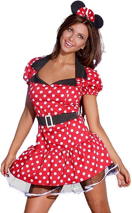 und Minnimaus Mickey sexy Minni Mouse Minnie Maus Ohren spass42 qpSzMVU