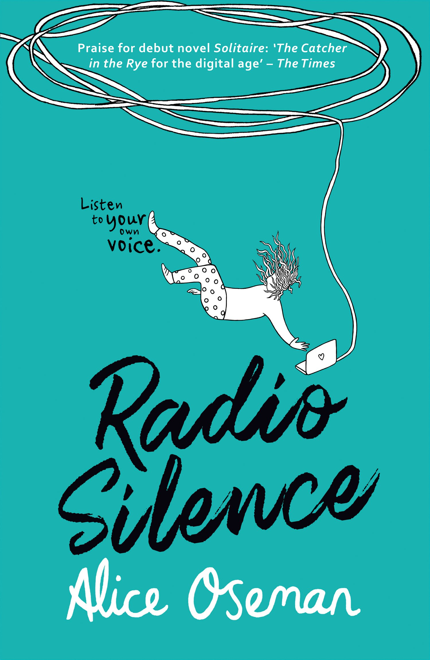 Image result for radio silence alice oseman