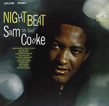 4d482fad1a82d0 Sam Cooke - Night Beat  45rpm 180gm Vinyl  - Amazon.com Music