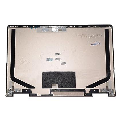 buy popular 7cece 25e92 Amazon.com: Nodrlin For Lenovo Yoga 710-14IKB 710-14ISK Top LCD Back ...