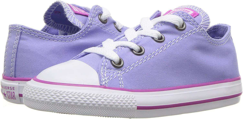 Converse Kids Chuck Taylor All Star Seasonal Canvas Low Top Sneaker