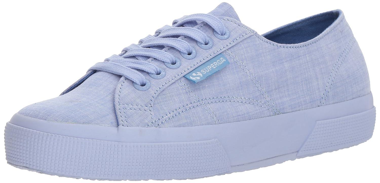 Superga Women's 2750 Cottonmelangeu Sneaker B0777WQXB6 37.5 M EU (7 US)|Blue