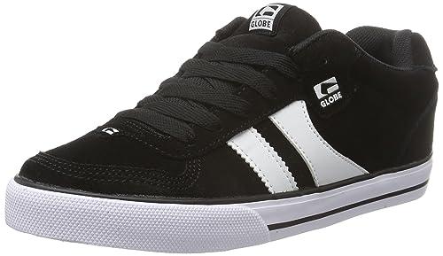 Noir De Eu Homme Skateboard 42 black Chaussures Globe white Octave WRBqII