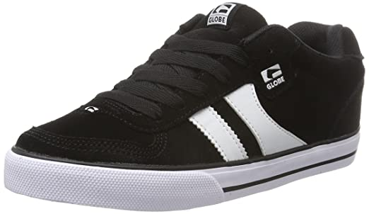Globe Team Encore-2 Skate Shoes Trainers Black White UK 7 | US 8 |