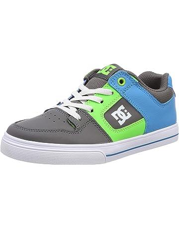 db954e3a0b4370 DC Shoes Pure Elastic, Scarpe da Skateboard Bambino
