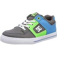 DC Shoes Pure Elastic, Zapatillas de Skateboard
