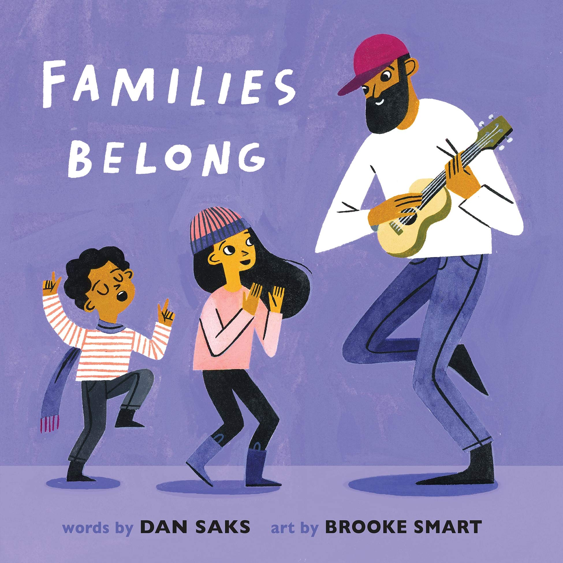 Families Belong: Saks, Dan, Smart, Brooke: 9780593222768: Amazon ...