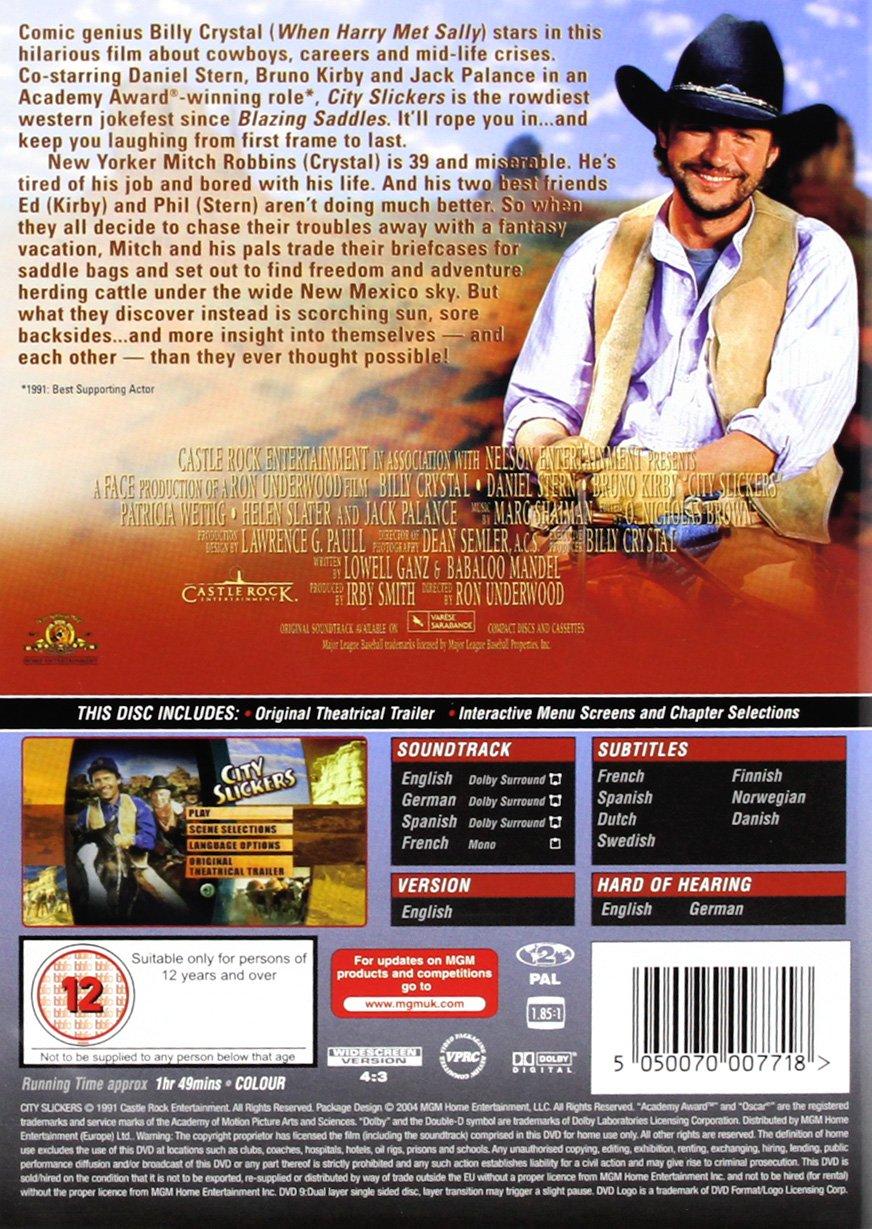 City Slickers [Reino Unido] [DVD]: Amazon.es: Daniel Stern ...