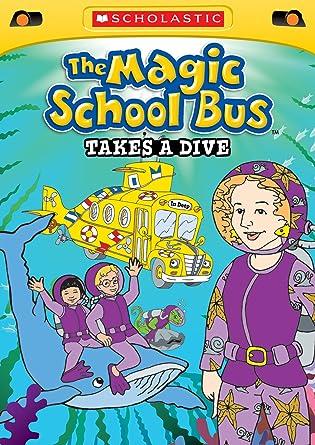 Amazon.com: The Magic School Bus: Takes a Dive: Various, Scholastic ...