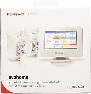 Honeywell evohome Wi-Fi Starter del paquete, 1 pieza, thr99 C3102