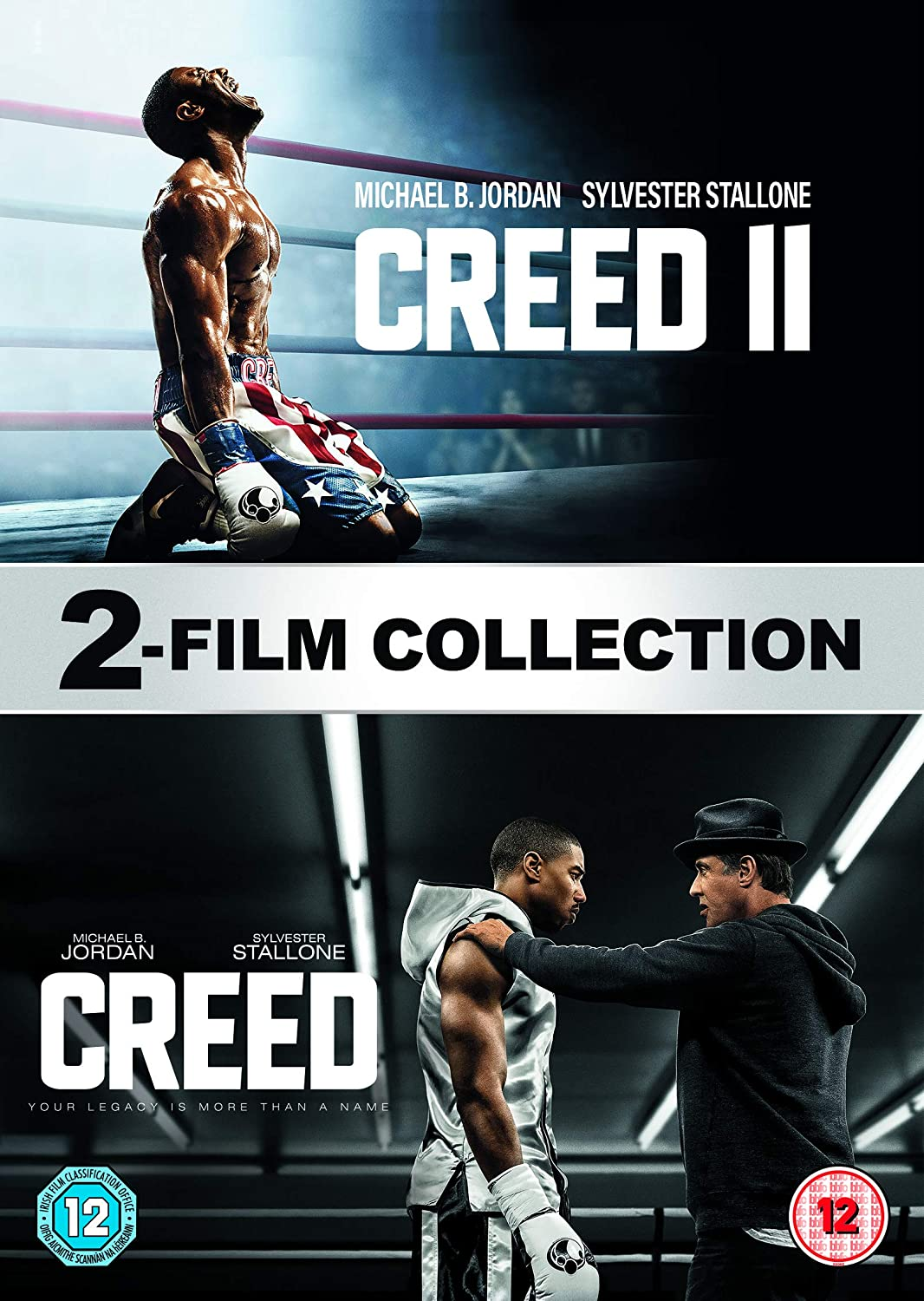 Amazon.com: Creed: 2-Film Collection [DVD] [2018]: Movies & TV