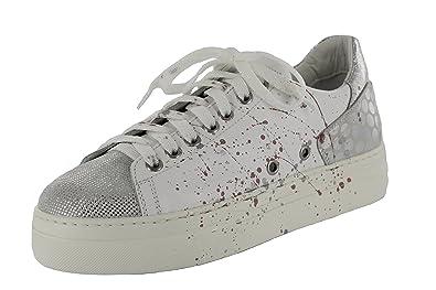 1bba0a10ffb2f Bemalt Eu Well Handtaschen Schuhe Sneaker Noclaim 40 Weiß amp  twFBxq