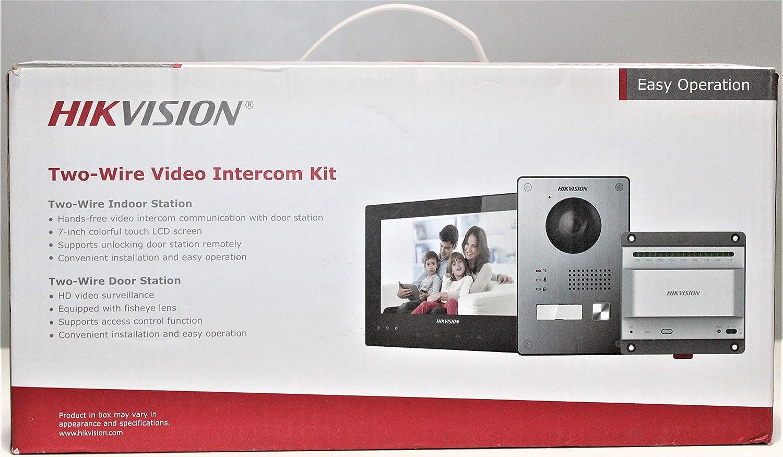 Hikvision 2-Wire Video Intercom Bundle
