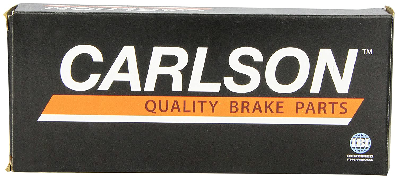 Carlson Quality Brake Parts H7104 Brake Combination Kit