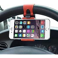 Suporte Universal De Smartphone, Gps Para Volante Automotivo