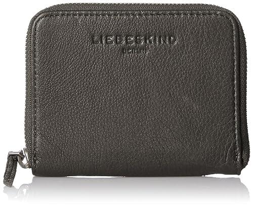 Liebeskind Berlin - Connyw7 Core, Carteras Mujer, Grau (Rock Grey), 3x11x13 cm (B x H T): Amazon.es: Zapatos y complementos